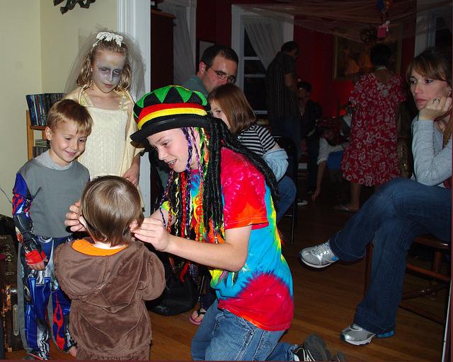 John & Lisa's Halloween Party October, 2010